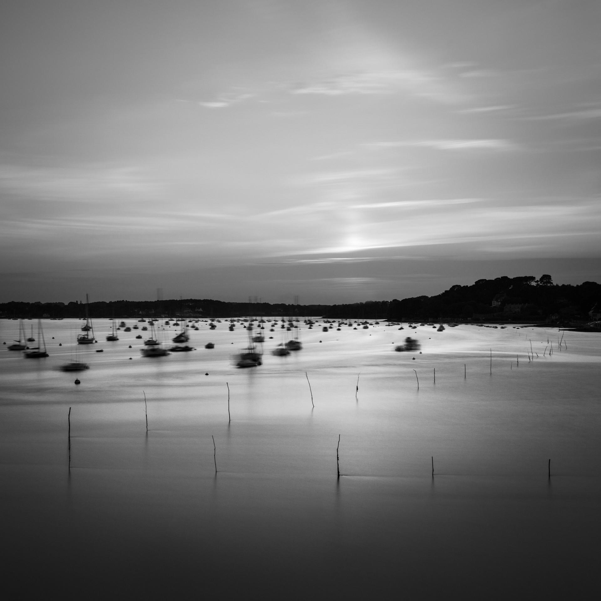 Pointe d'Arradon - Morbihan - Août 2020