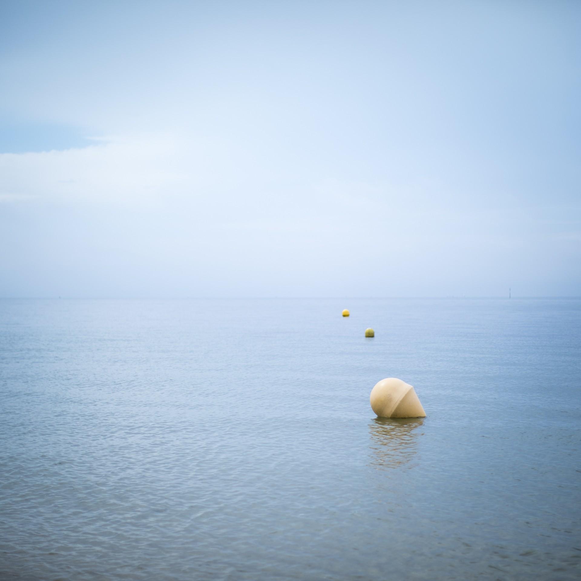 Bouée, golfe du Morbihan - Août 2020