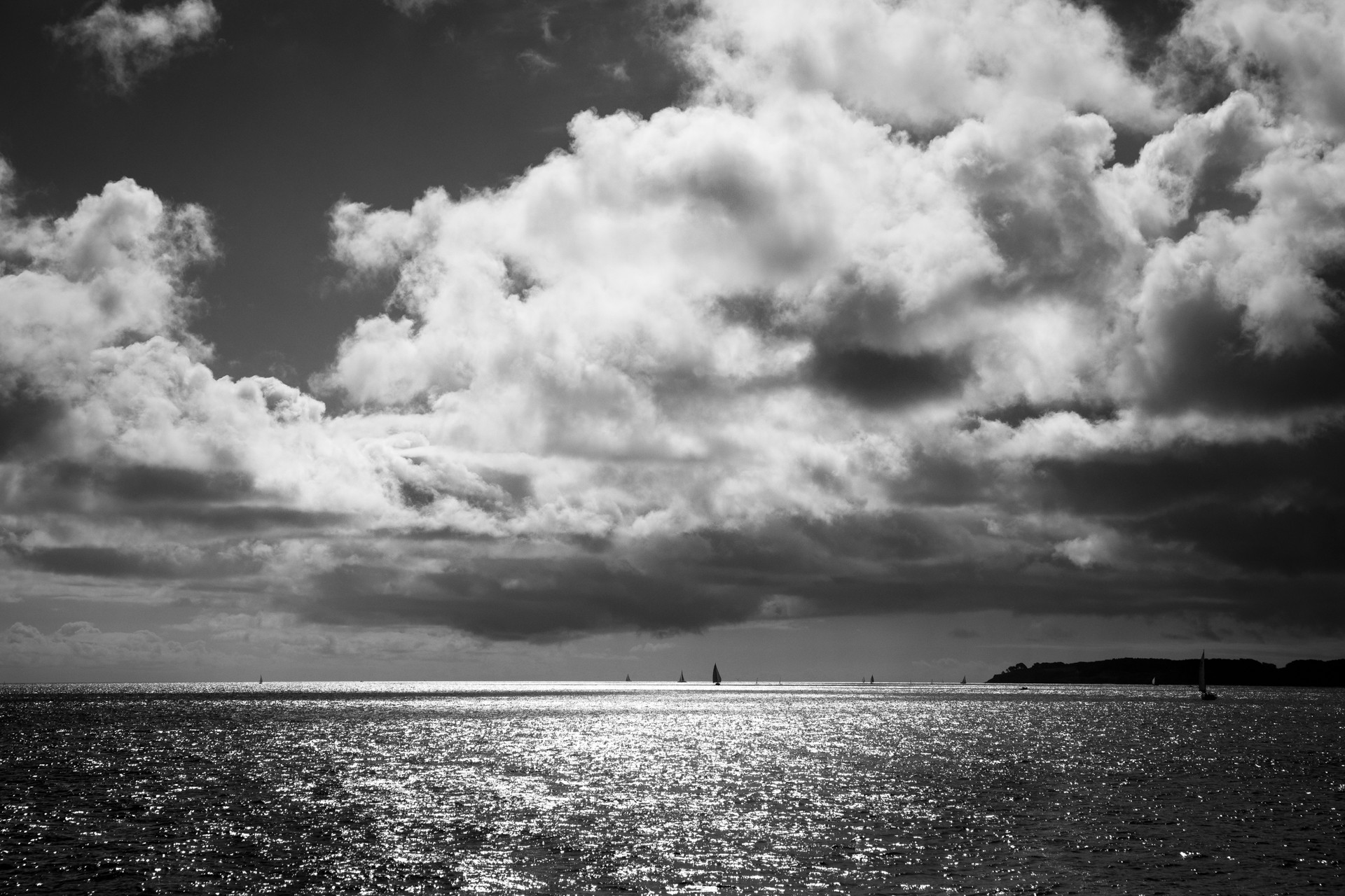 En allant à Belle-Ile - Morbihan - Août 2020