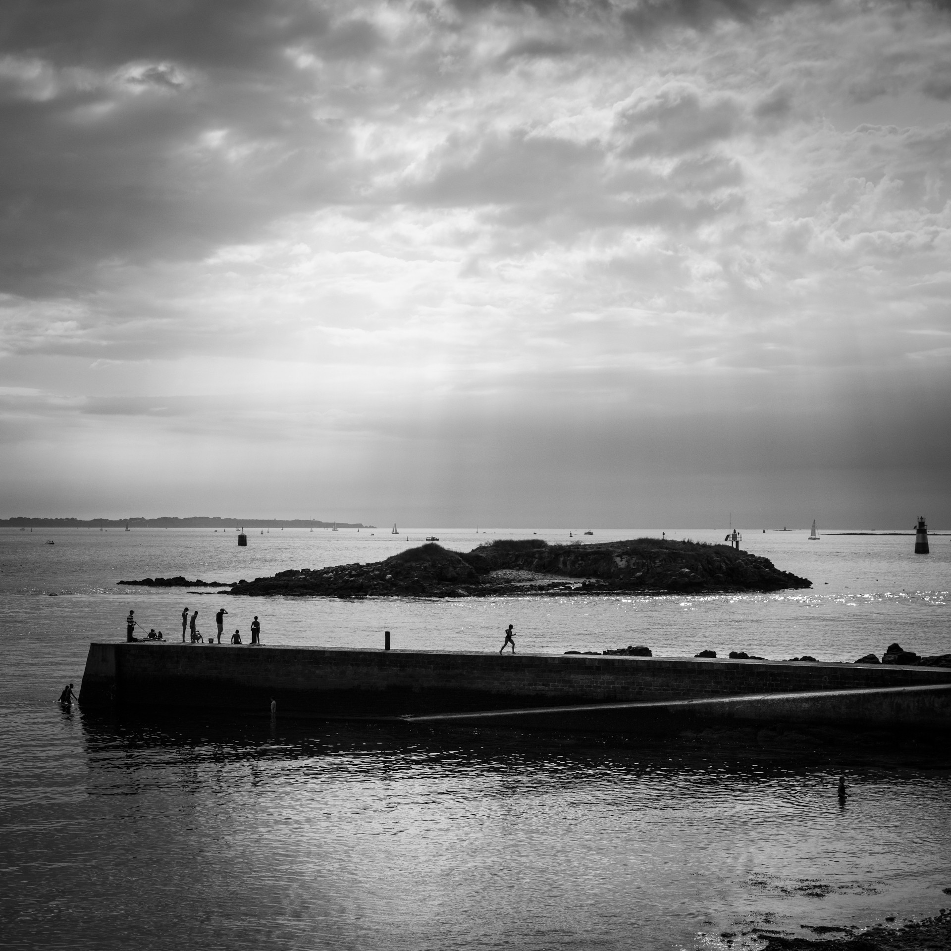 Port Louis #2 - Morbihan - Août 2020